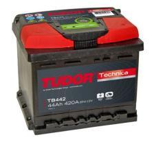 Tudor TB442 - SERIE TUDOR TECHNICA CAPACIDAD AH(2