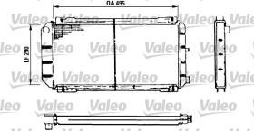 Valeo 730116 - RR MOT CU.TUR.RENAULT 19 GTX/TXE 1.