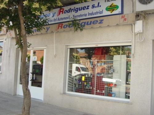 Repuestos Moreno y Rodriguez